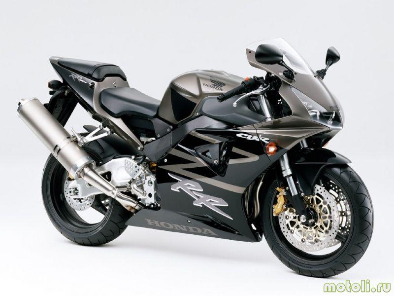 отзывы о мотоцикле honda cbr 919