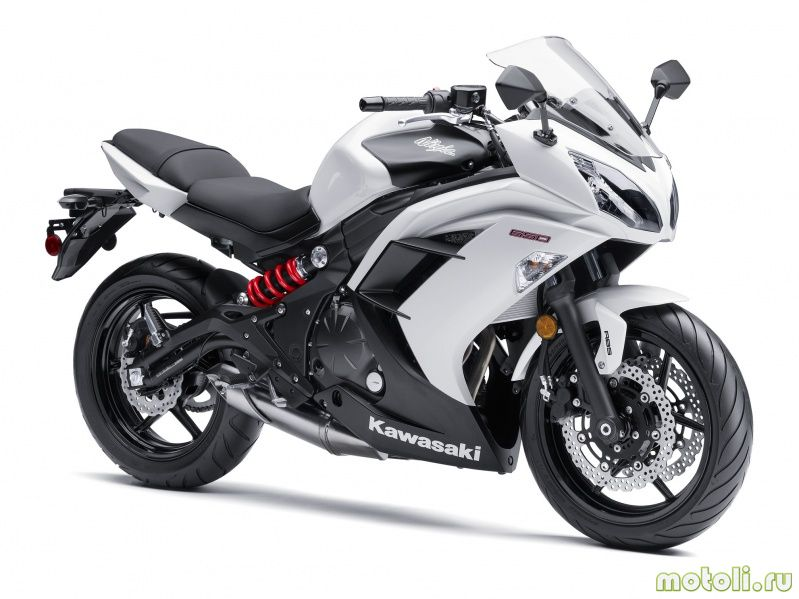 Kawasaki er-4n максимальная скорость
