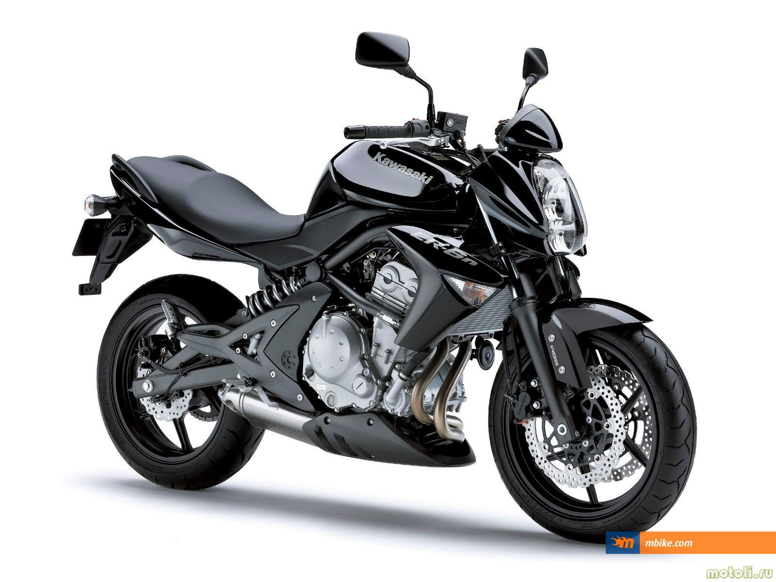 Информация по мотоциклу kawasaki er-6 (er-6n, er-6f, ninja 650r)