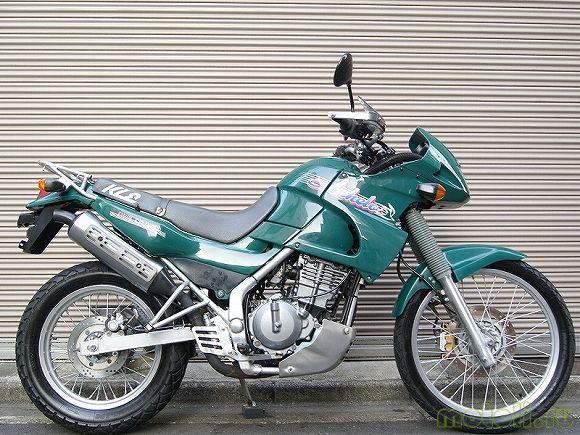 Kawasaki kle 250 kawasaki kle 250