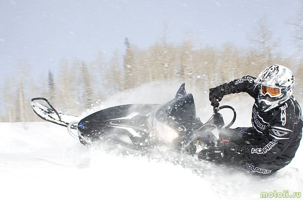 снегоход polaris 600 iq widetrak cfi
