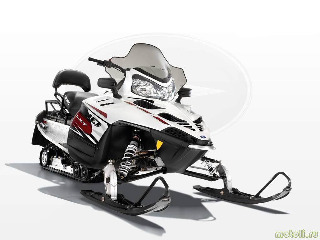 Снегоход Polaris 550 IQ LXT