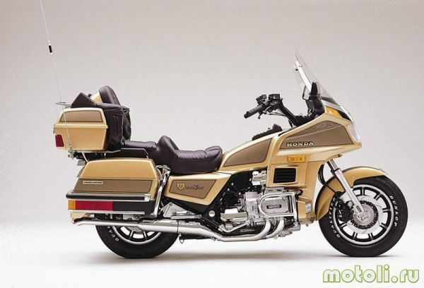 мануалы для honda gold wing ском языке