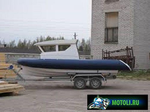 лодка риб 600