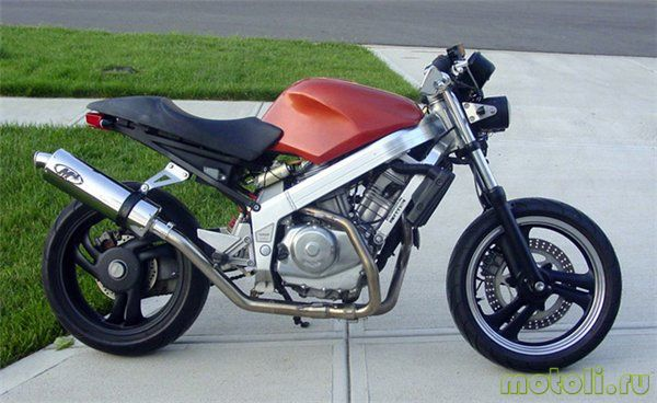 honda bros 400 tuning
