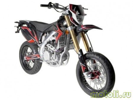 Baltmotors (BM) Dakar 250 E/M