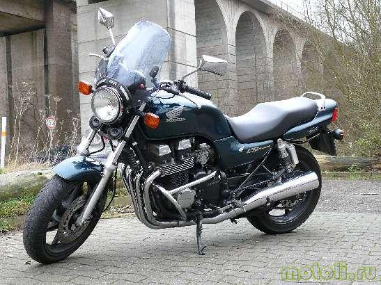 Honda CB 750 (F2 Seven Fifty, Nighthawk)