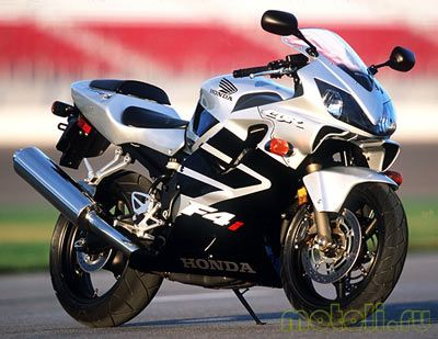 Honda CBR600F (CBR600F2, CBR600F3, CBR600F4, CBR600F4i)