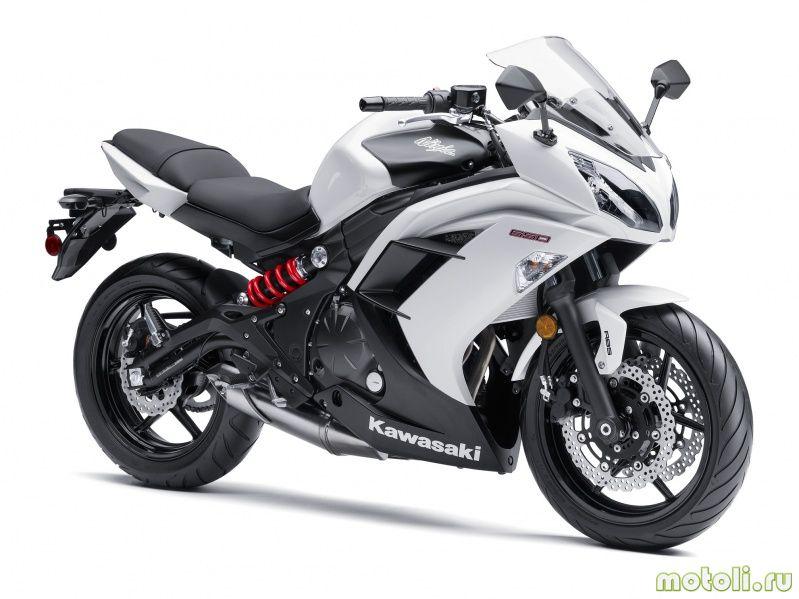 информация по мотоциклу Kawasaki Er 6 Er 6n Er 6f Ninja 650r