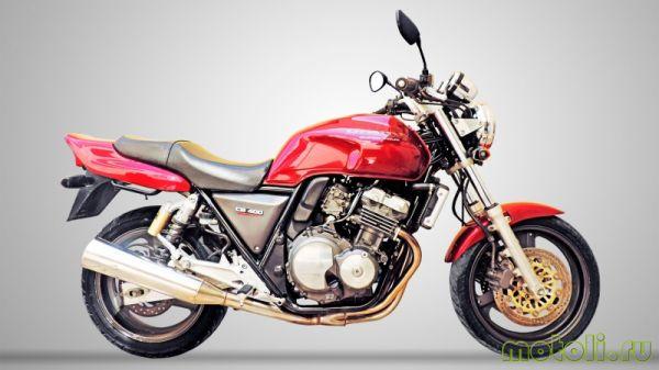 Мотоцикл хонда 400