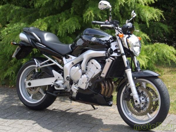 Yamaha fz6r технические характеристики