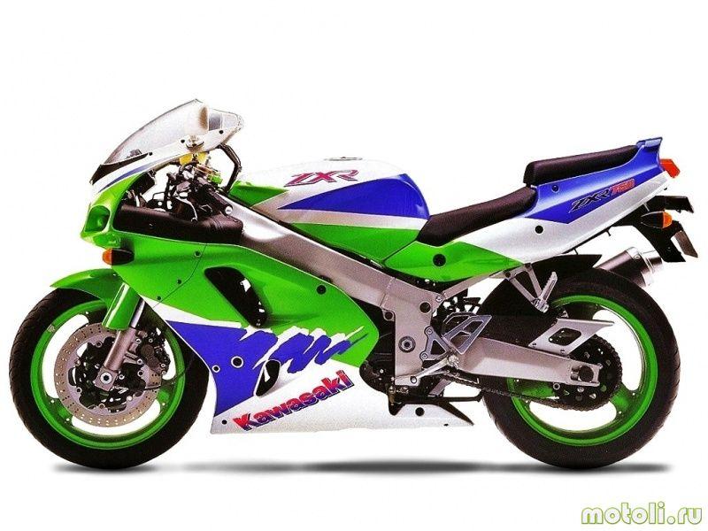 информация по мотоциклу Kawasaki Zxr 750