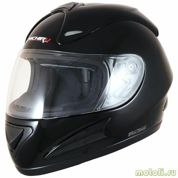 Виды шлемов для мотоцикла