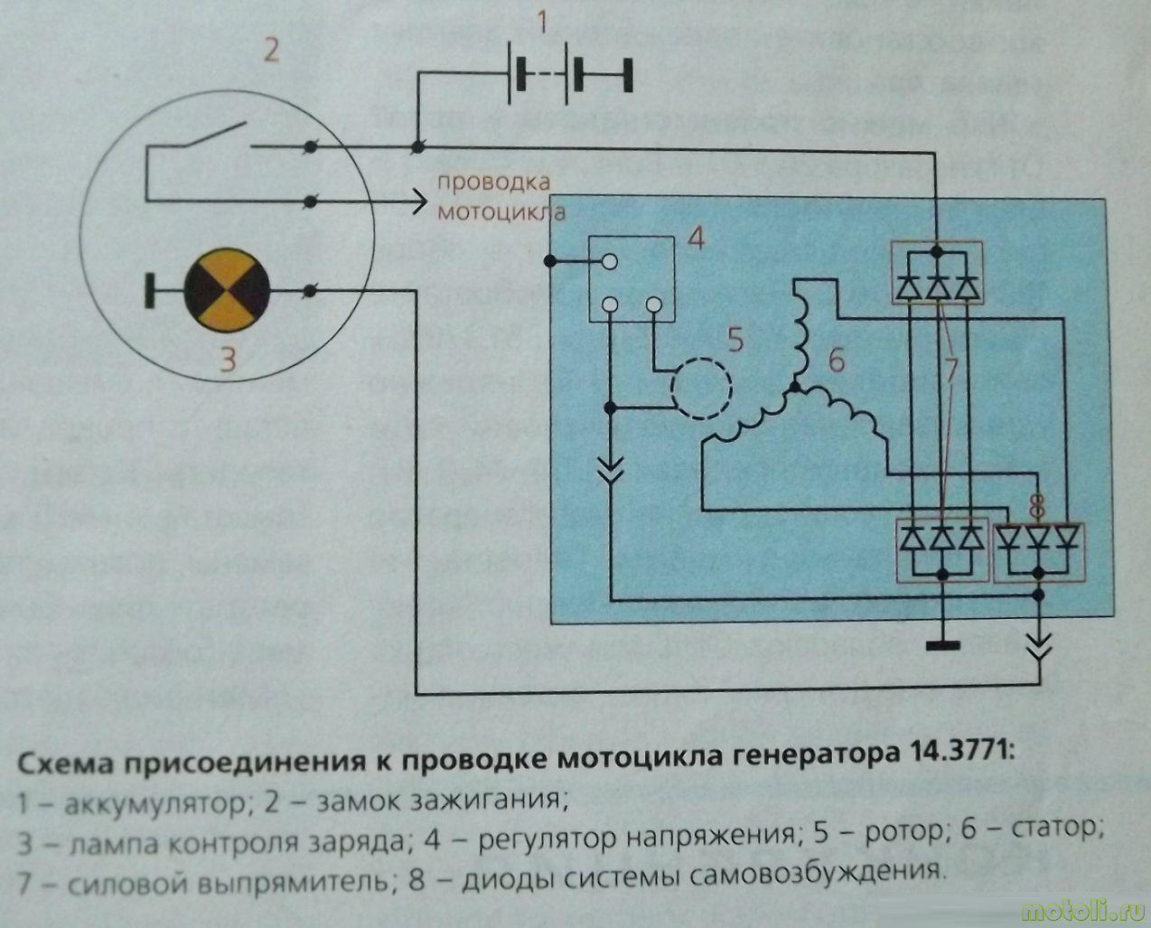 Схема 361.3702 регулятор напряжения