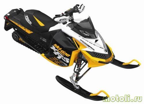 Новые снегоходы Ski-Doo и Lynx 2012 модельного года