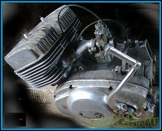 Двигатель иж юпитер