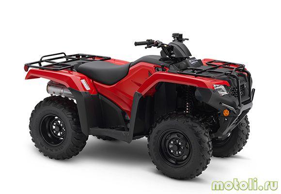 Honda TRX 420 FA