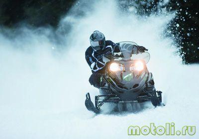 Снегоход Arctic Cat Z1 Turbo LXR SP