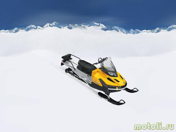 Снегоход Ski-Doo Tundra LT 600 4-TEC