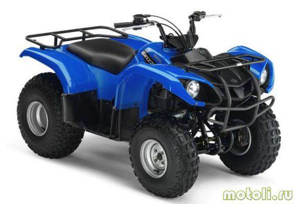 Yamaha Grizzly 125