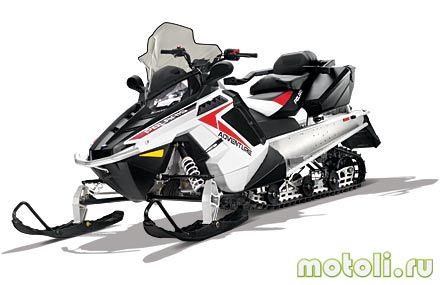 Снегоход Polaris 550 INDY ADVENTURE