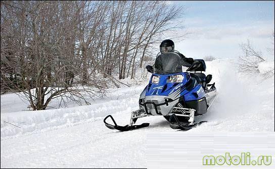 Снегоход Arctic Cat Bearcat Z1 XT