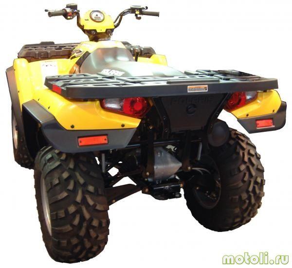 Квадроцикл Polaris Sportsman 600 Twin