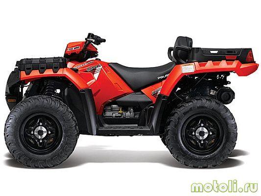 Квадроцикл Polaris Sportsman X2 550 EFI