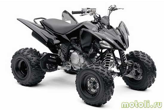 Квадроцикл Yamaha Raptor