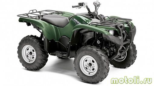 Квадроцикл Yamaha Grizzly