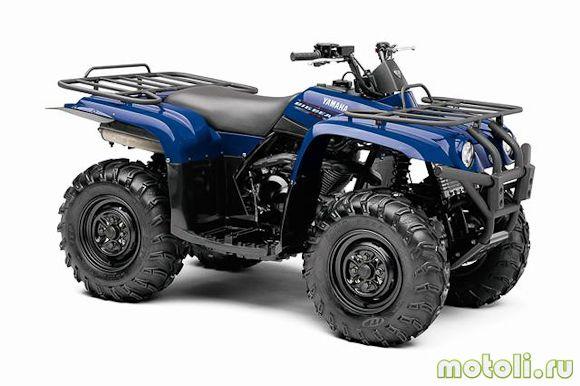 Квадроцикл Yamaha Big Bear 400 4x4