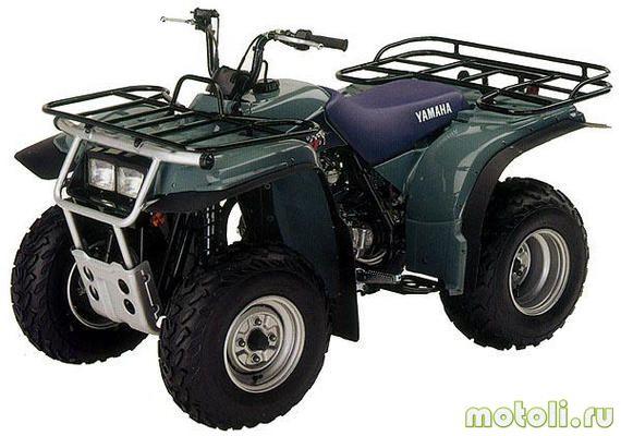 Квадроцикл Yamaha Timberwolf 4x4