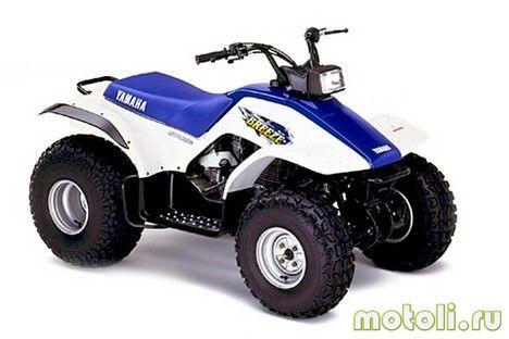 Квадроцикл Yamaha Breeze 125
