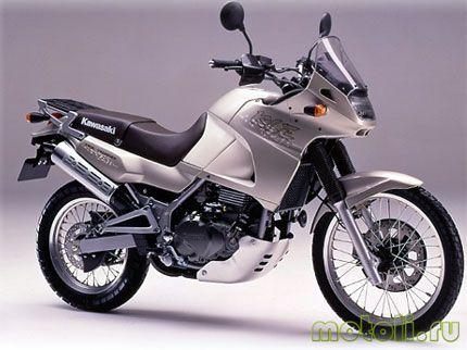 Мануалы и документация для Kawasaki KLE 400