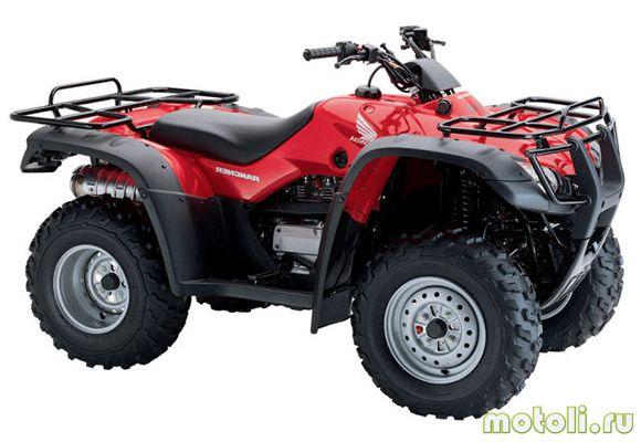 Квадроцикл Honda TRX 350