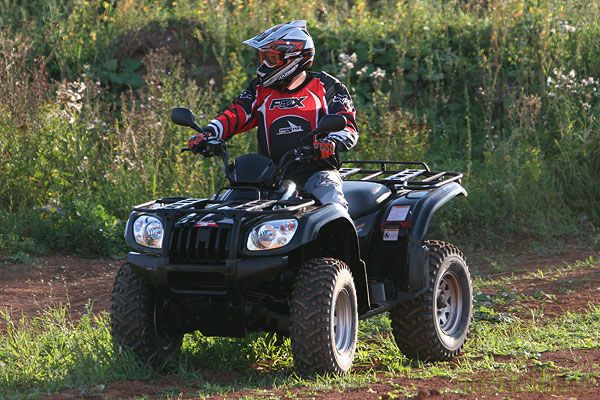 Квадроцикл Forsage ATV 400