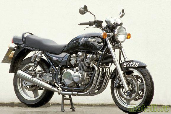 Мануалы и документация для Kawasaki Zephyr 750 (ZR750)