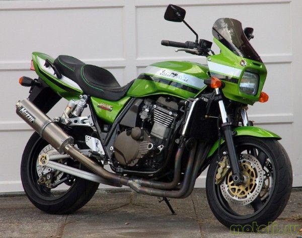 Мануалы и документация для Kawasaki ZRX 1200