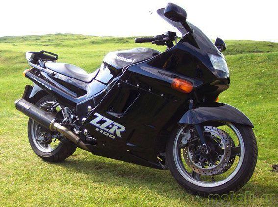 Мануалы и документация для Kawasaki ZZ-R 1100