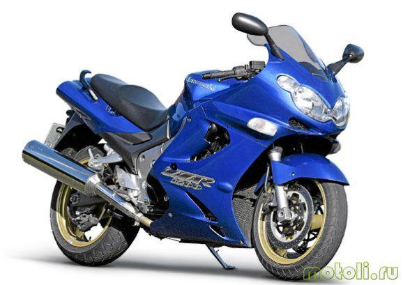 Мануалы и документация для Kawasaki ZZ-R 1200