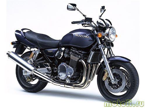 Мануалы и документация для Suzuki GSX 1200 Inazuma