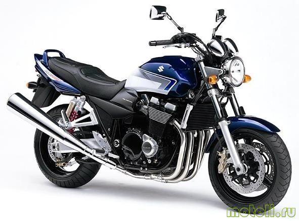 Мануалы и документация для Suzuki GSX 1400