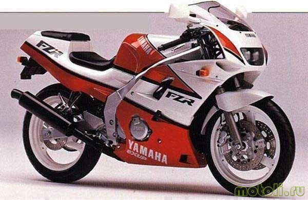 Мануалы и документация для Yamaha FZR 250 / FZR 400