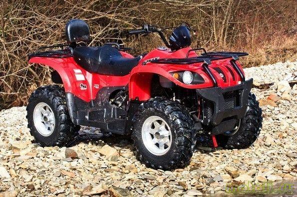 Квадроцикл ATV 500 GT (Grand Tourism)
