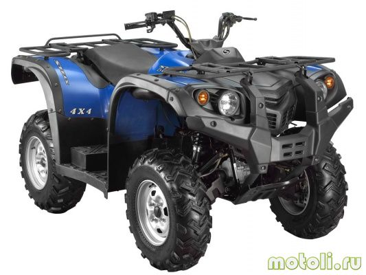Квадроцикл STELS ATV 500H AL EFI