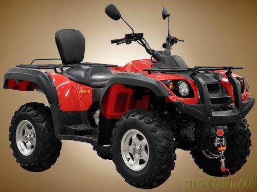 Квадроцикл Stels ATV 800GT max