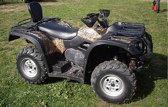 Квадроцикл Stels ATV-700