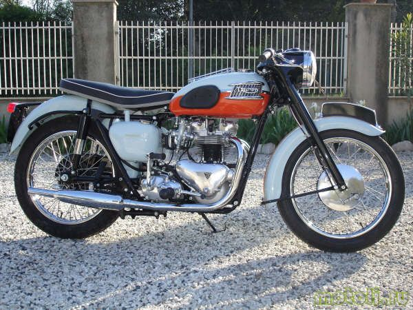 Triumph T120 Bonneville 650 (1959)