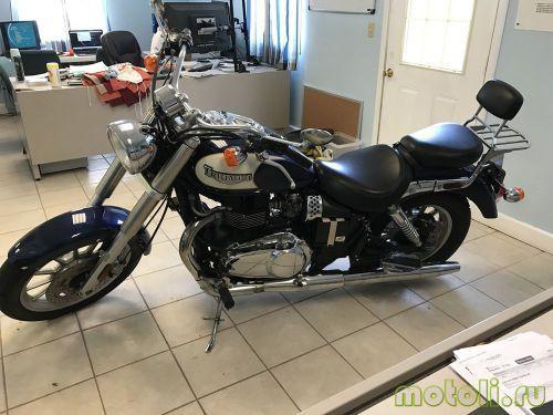 Мотоцикл Triumph Bonneville (2007)