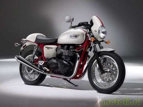 Мотоцикл Triumph Bonneville Tridays Edition (2010)